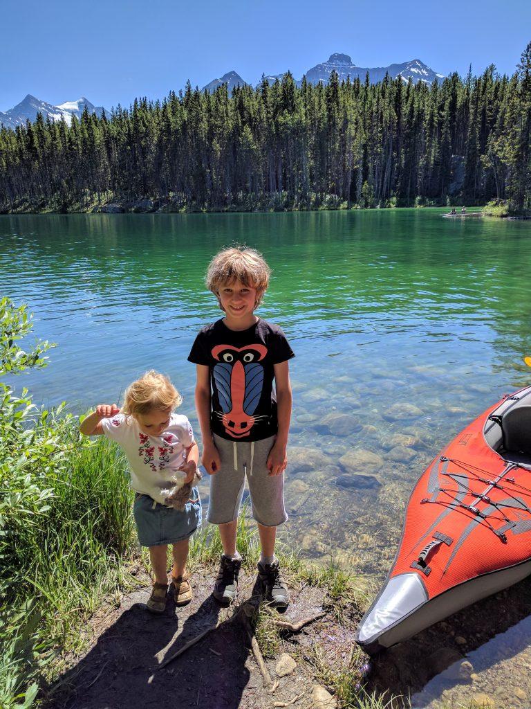 Banff Trip Planning: Herbert Lake, Banff National Park