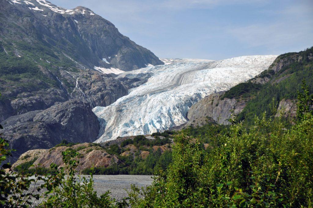 Exit Glacier, Kenai Fjords National Park