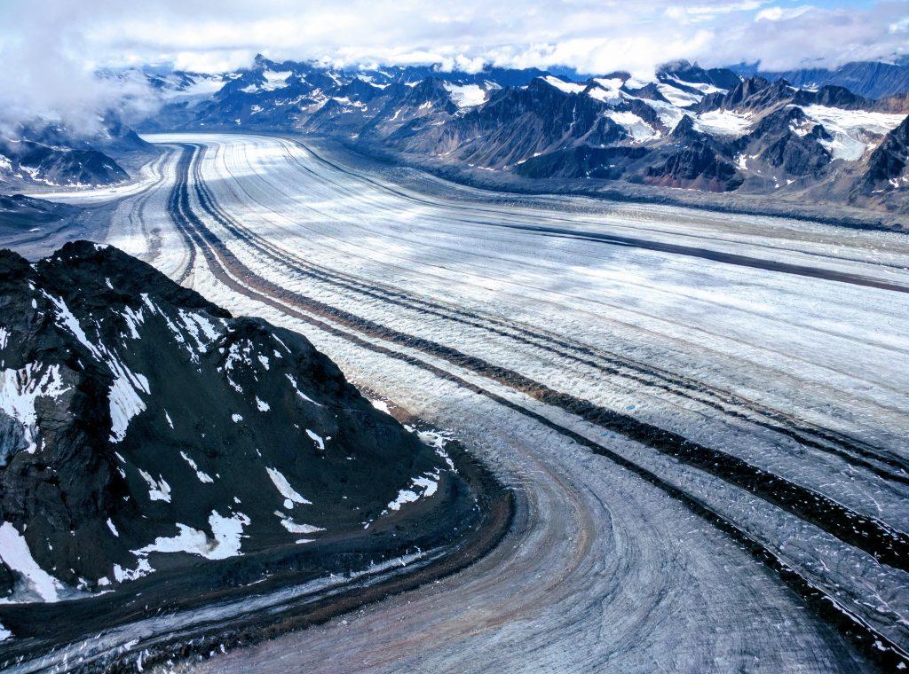 Alaska Mountain Range, Denali National Park