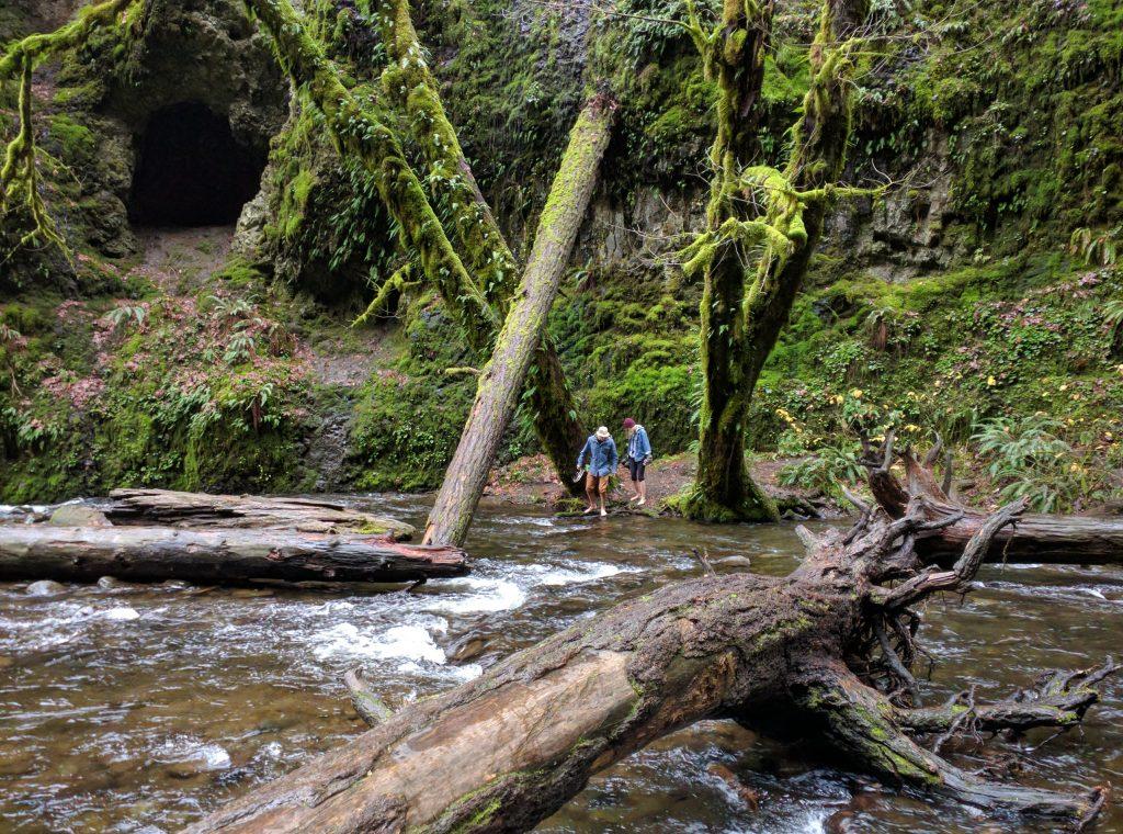 Columbia River Gorge region