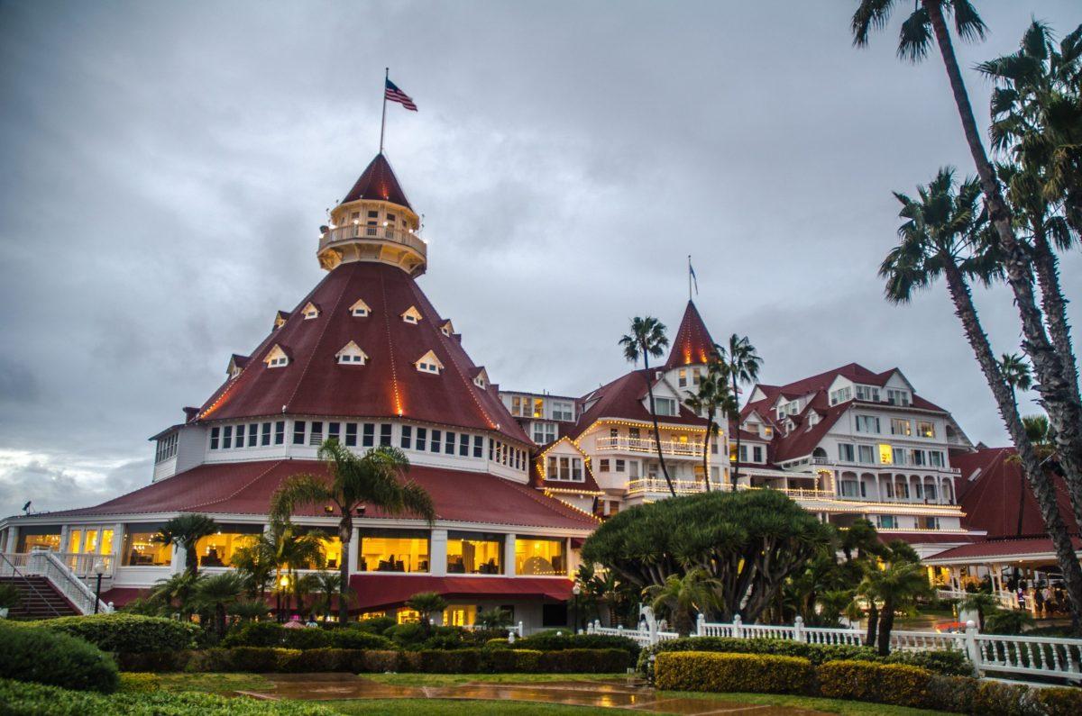 Hotel Del Coronado. photo credit: Wayne Hsieh