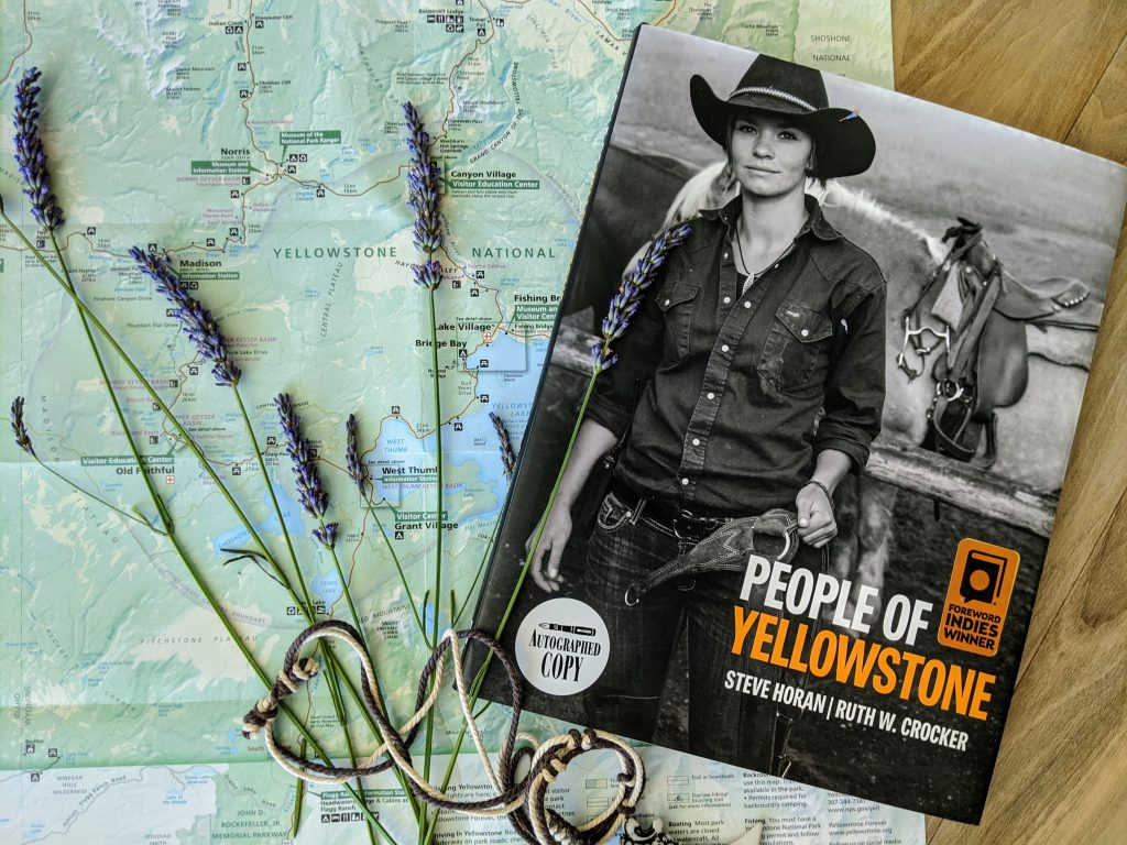 Yellowstone has some great books you can buy and bring home
