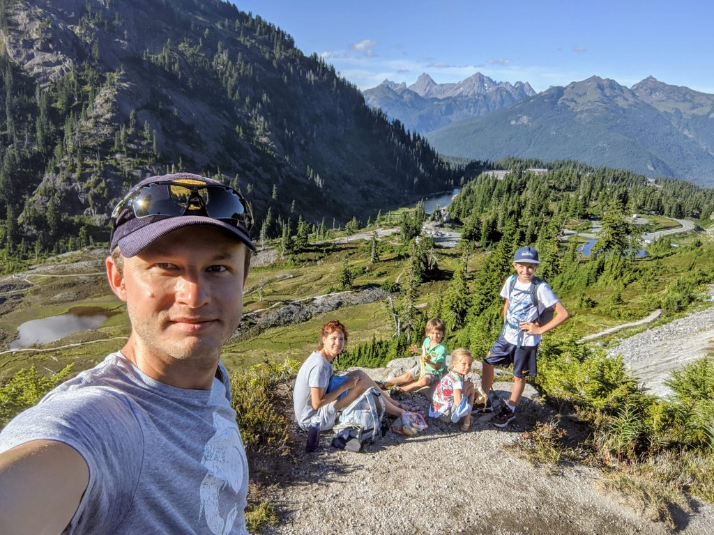 Recent trip to Mt.Baker at the last week in August