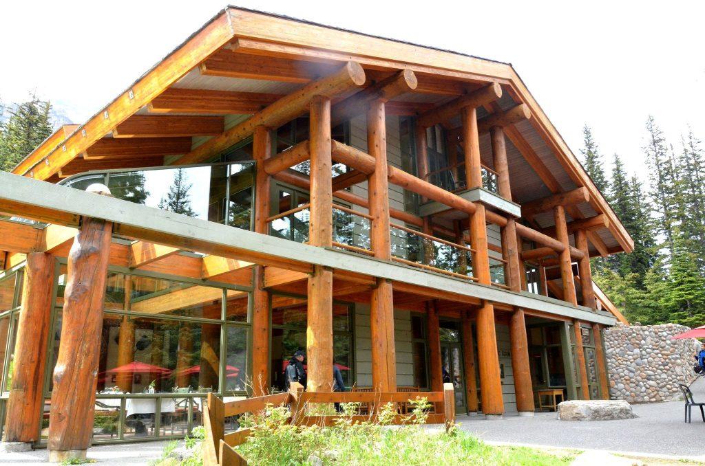 Banff Trip Planning: Lake Moraine Walter Wilcox Dining Room. photo credit: Judy Baxter