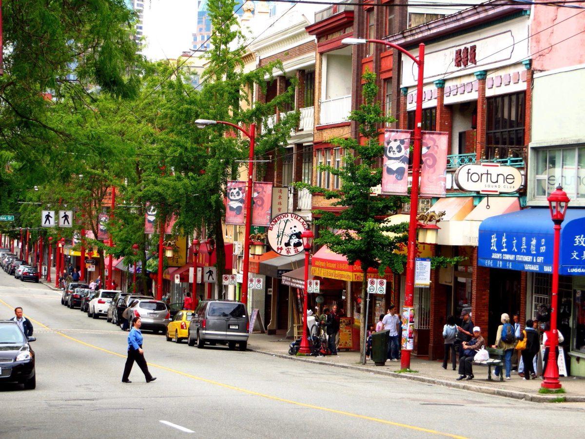 Vancouver Chinatown. photo credit: Xicotencatl