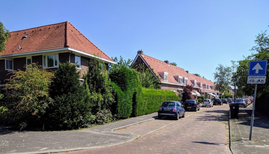 Amstelveen, metropolitan area of Amsterdam, one of the most desirable neighborhoods for families with kids. Netherlands